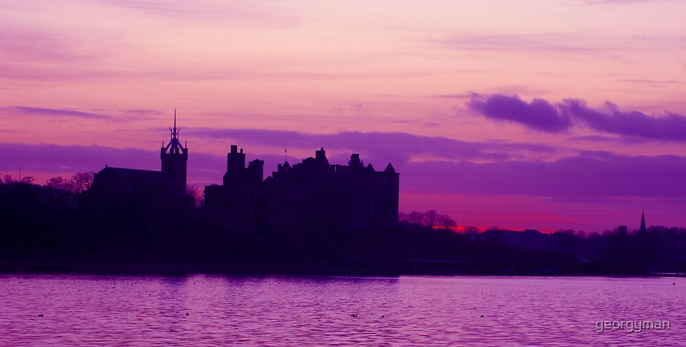 Linlithgow Palace by georgyman