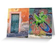 San Miguel de Allende - Postcard 10 Greeting Card