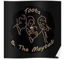 Toots and the Maytals (Re-issued) Poster