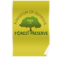 Guardia Forest Preserve Poster