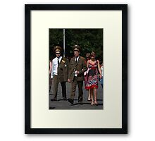 The new Russian army... Framed Print