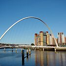 Millennium Bridge by Andy Harris