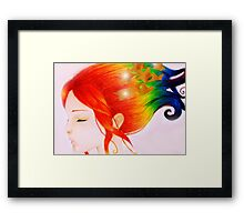 Goodnight Starshine Framed Print