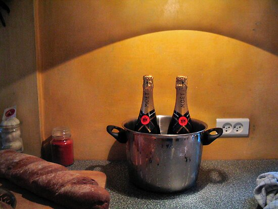 Still Life with Bread by John Douglas