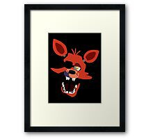 Five Nights At Freddy's Foxy Framed Print