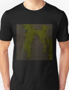 Glitch Homes Wallpaper cave swatch T-Shirt