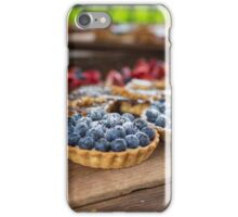 cakes and pastries iPhone Case/Skin