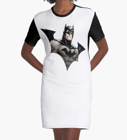 Batman Graphic T-Shirt Dress