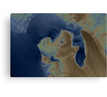 Romantic Interlude Canvas Print