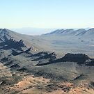 Wilpena Pound, Southern Flinders Ranges by Carole-Anne