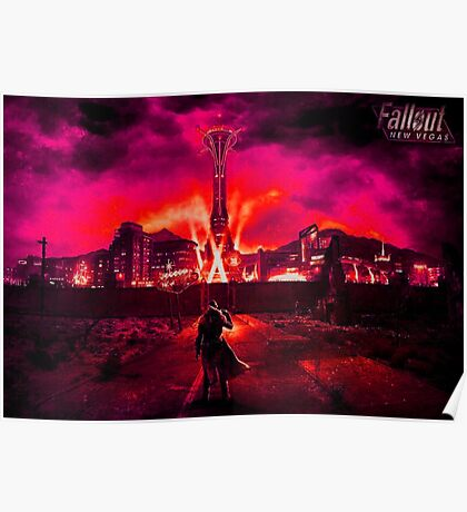 Fallout- New Vegas Poster