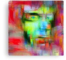 Google Glasses Canvas Print