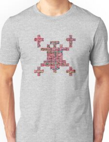 SPACE INVADERS. THE OPPOSITE OF SPACE RESPECTERS Unisex T-Shirt