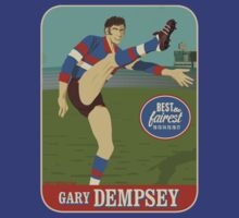 Gary Dempsey - Footscray by Chris Rees