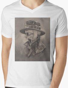 The Invisible Man Mens V-Neck T-Shirt