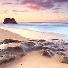 Gunnamatta Beach by Sam Sneddon