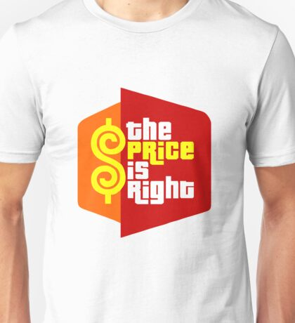 Plinko  - The price is right Unisex T-Shirt