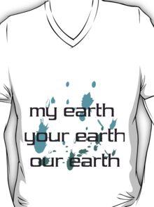 Gaia – The Living Planet T-Shirt