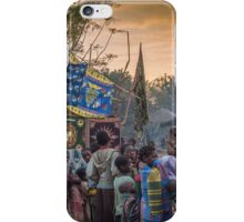 Muslim Yawo Syala iPhone Case/Skin
