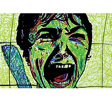 Screaming Marion Photographic Print