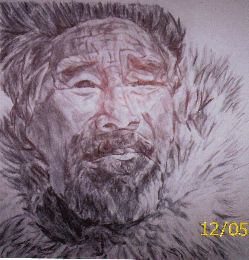 eskimo men by diamondscorpio12