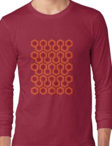 Overlook Hotel Carpet (The Shining)  Long Sleeve T-Shirt