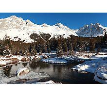 Freshwater tarn Photographic Print