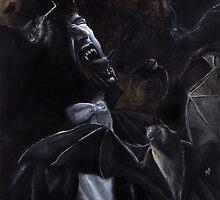 Dracula, The Dark Lord by CCDArtandSupply