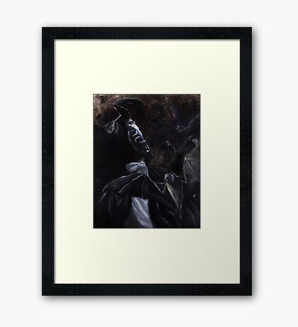 Dracula, The Dark Lord Framed Print
