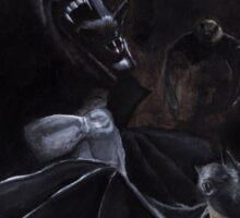 Dracula, The Dark Lord Sticker