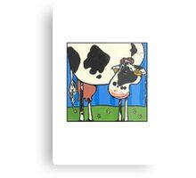 Cow III Metal Print