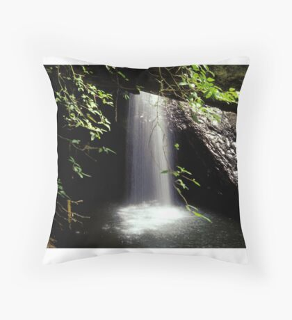 Natural Arch Throw Pillow