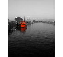 Pilot Boat, Queenscliff Photographic Print