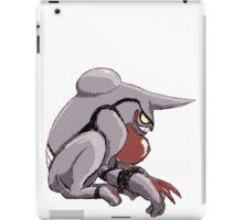 Toxicroak at the Ready iPad Case/Skin