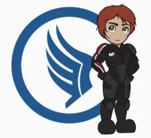Paragon Shepard by RhiMcCullough