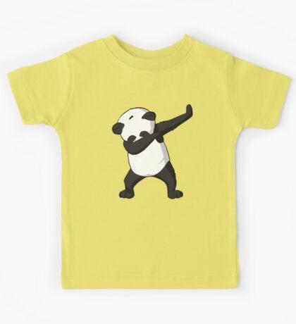 Dab Panda Kids Tee