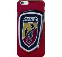 ABARTH iPhone Case/Skin