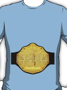 World Heavyweight Champion T-Shirt