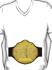 World Heavyweight Champion T-Shirt