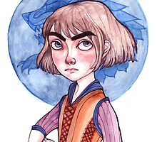 Arya Stark by pignpepper