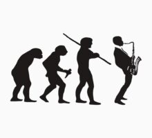 evolution of jazz t-shirt T-Shirt