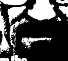 Breaking Bad - Heisenberg - I am the one who knocks! T-shirt Sticker
