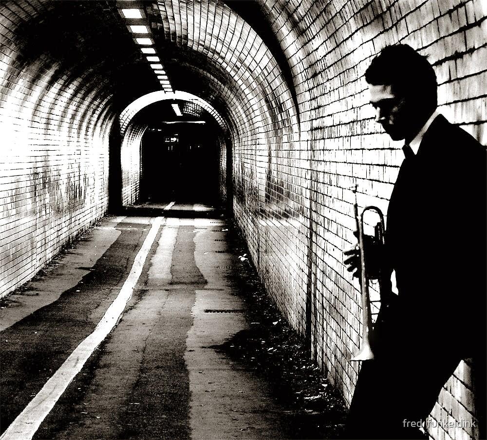 Underground Jazz by fred  funkeldink