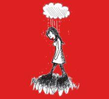 Girl under a cloud T-Shirt