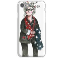 Shelley the Star Lady iPhone Case/Skin