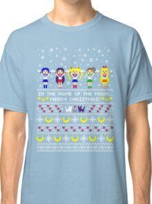 Moon Warrior Sweater Classic T-Shirt