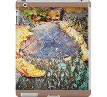 Shelf fungus iPad Case/Skin