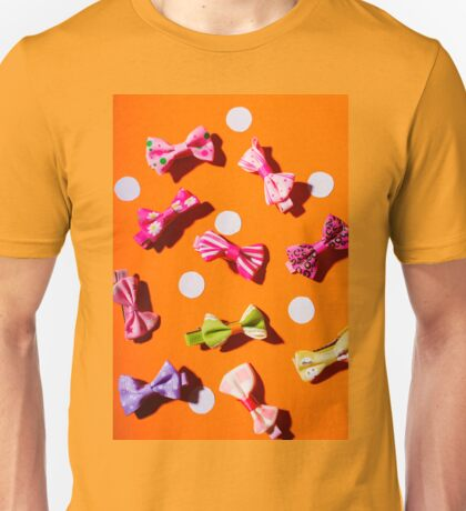 Bow tie party Unisex T-Shirt