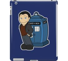 Doctor Number Nine iPad Case/Skin