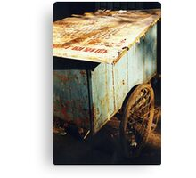 beijing cartwheel Canvas Print